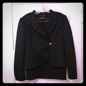 93644983670b8 John Meyer Collection Black Skirt Suit (NWOT)